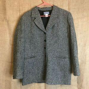 Pendleton Womens Blazer SZ 12 Long Sleeve Jacket